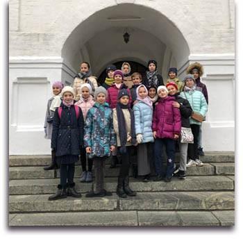 Экскурсия в Данилов монастырь