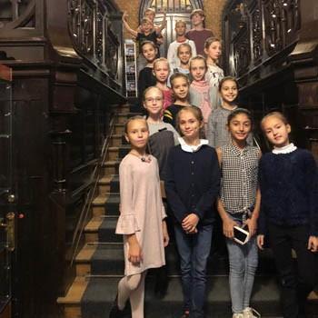 Экскурсия в музей имени А.А.Бахрушина