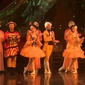 Балет-феерия «Щелкунчик»