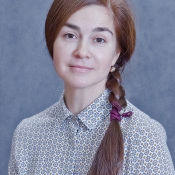 Зуева Ксения Дмитриевна