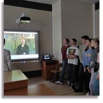 Онлайн экскурсия в музей Г. С.Улановой