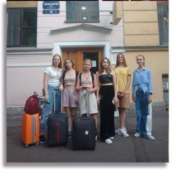 "Интенсив ""Studio Context Diana Vishneva"""
