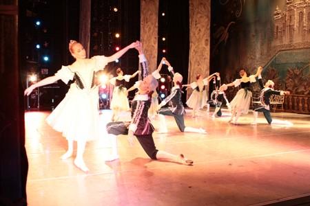 """Балет """"Щелкунчик"""" Государственного Академического Театра Классического балета на сцене Московского театра """"Новая Опера"""""""