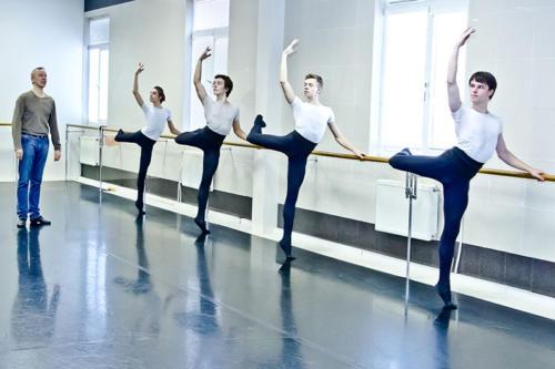Классический танец. Преподаватель Пушкарев А.Н.