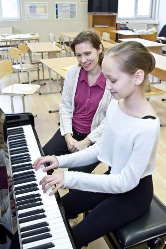 Основы игры на музыкальном инструменте (фортепиано). Преподаватель Маринина Ю.И.