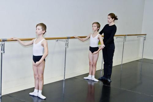 Классический танец. Преподаватель Зуева К.Д.