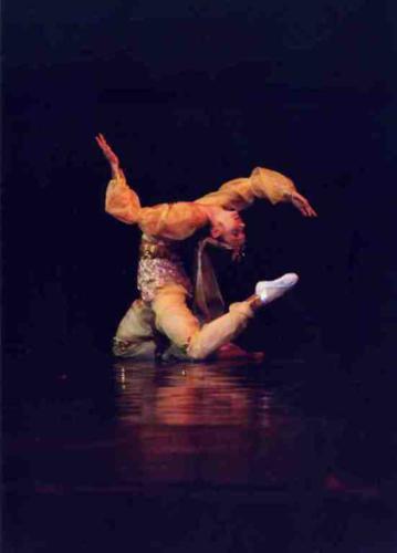 Восточный танец.